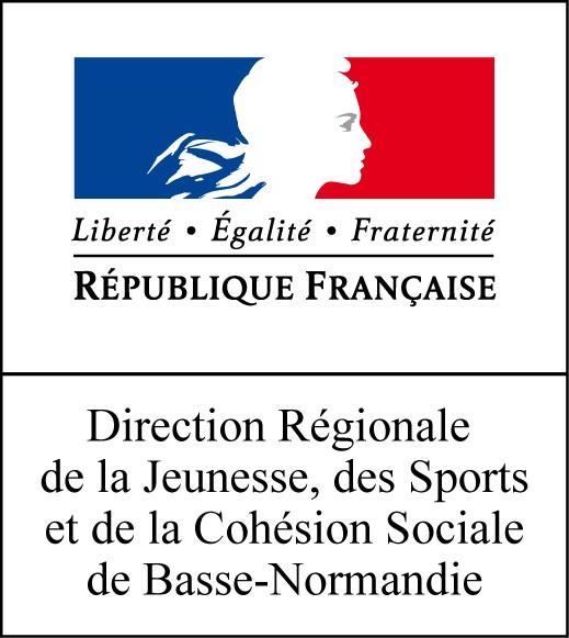 Logo_DRJSCS_Basse-Normandie